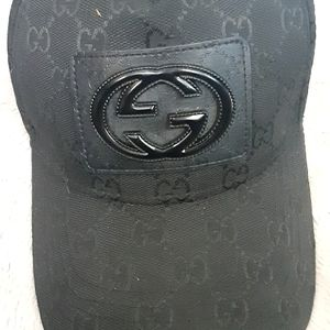 GG original Gucci canvas web baseball cap